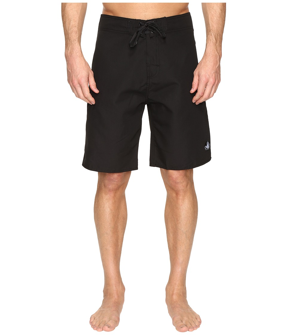 Body Glove - Howzit Boardshorts (Black) Men's Swimwear