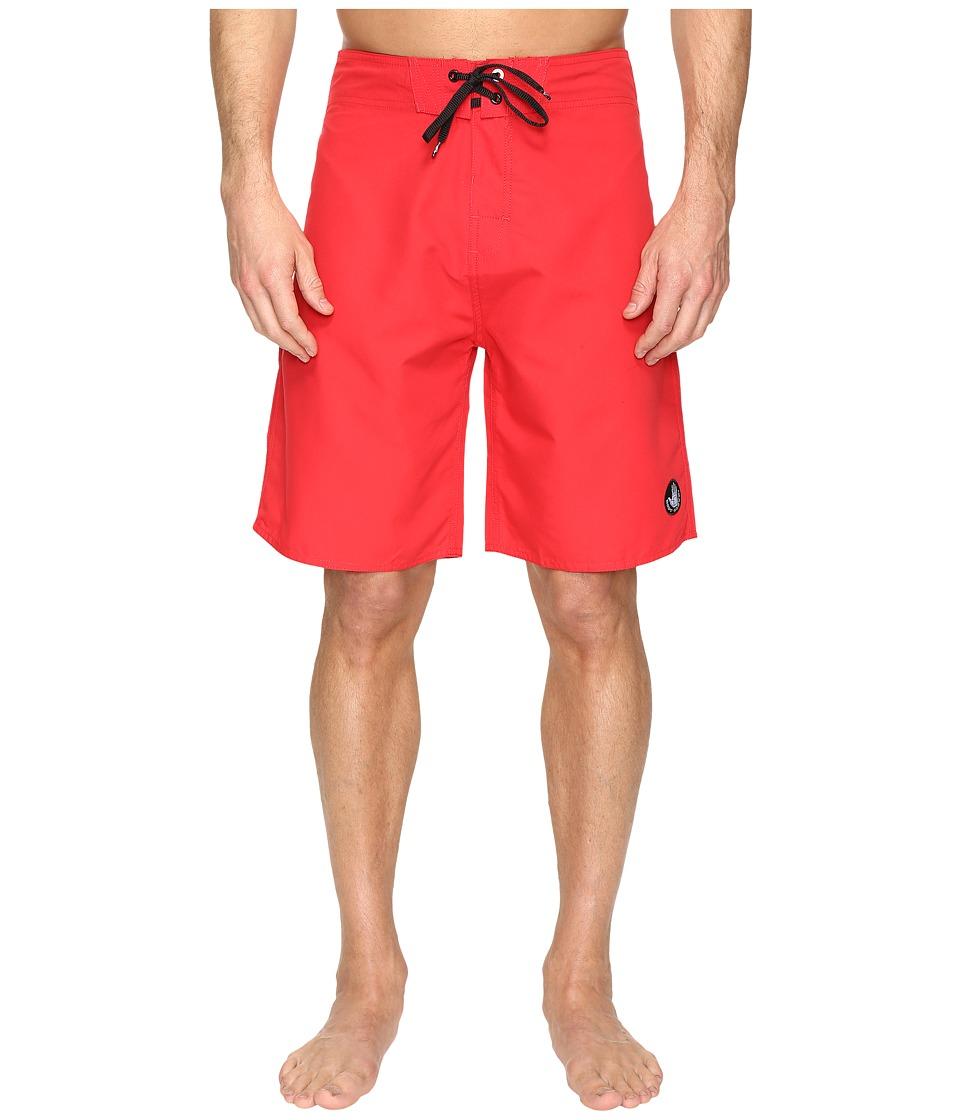 Body Glove - Howzit Boardshorts (Infrared) Men's Swimwear