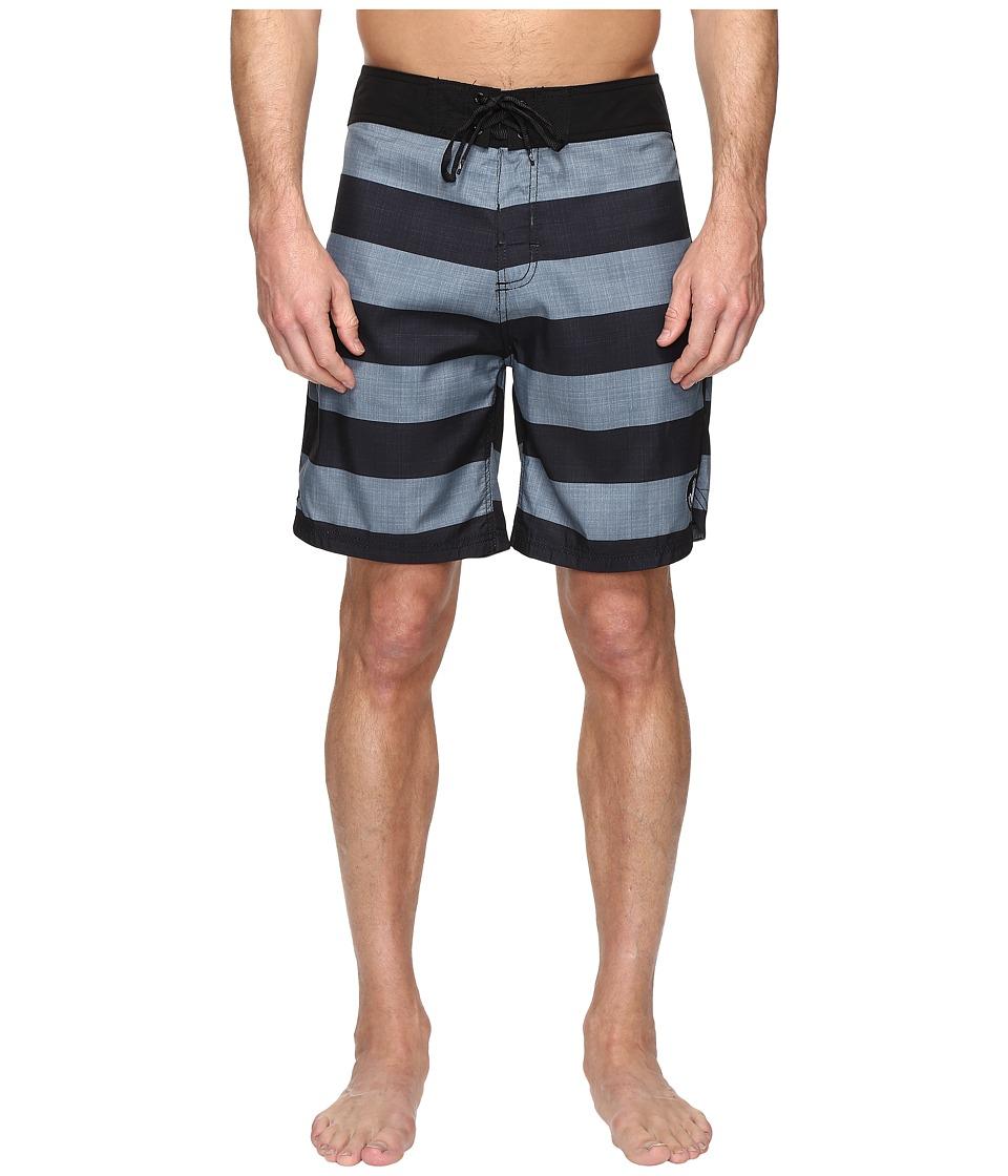 Body Glove - Pirates Ahoy Boardshorts (Charcoal) Men's Swimwear