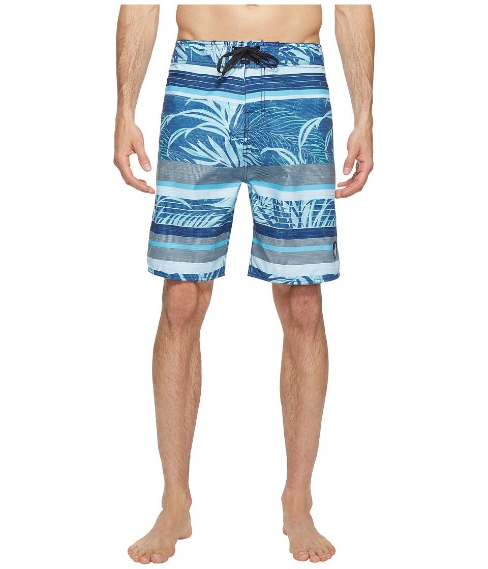 Body Glove - Nose Rider Boardshorts (Royal) Men's Swimwear