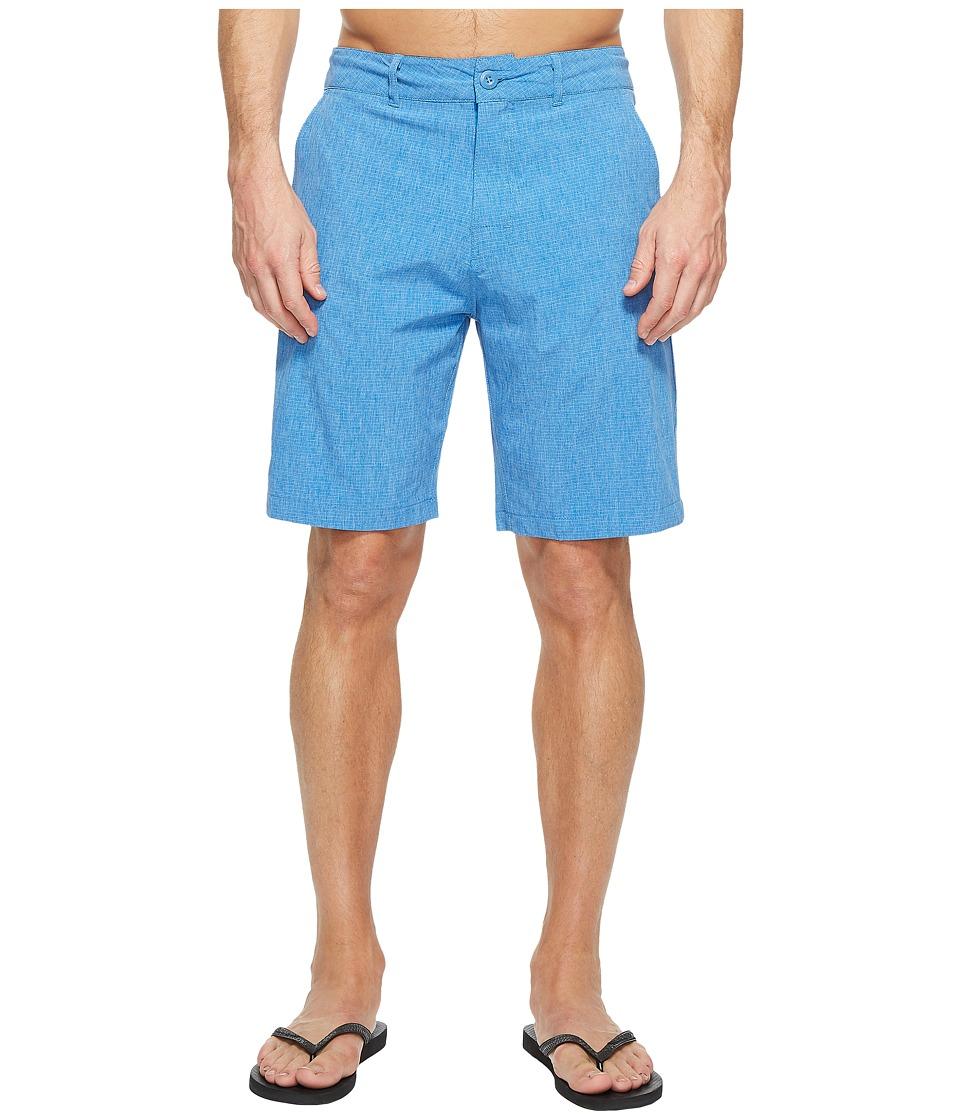 Body Glove - Amphibious Super Chunkie Shorts (Royal Heather) Men's Swimwear
