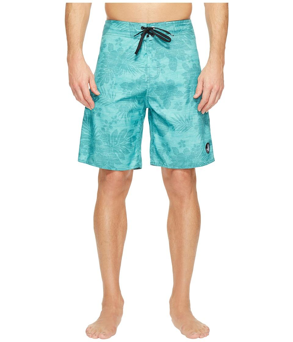 Body Glove - Luau Time Boardshorts (Ceramic) Men's Swimwear