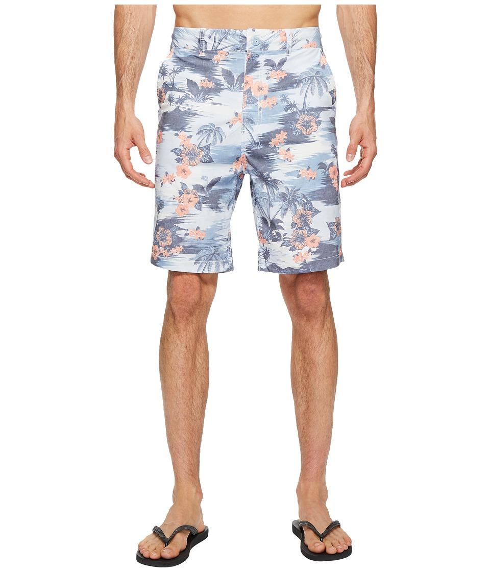 Body Glove Amphibious Island Style Shorts (Blue) Men