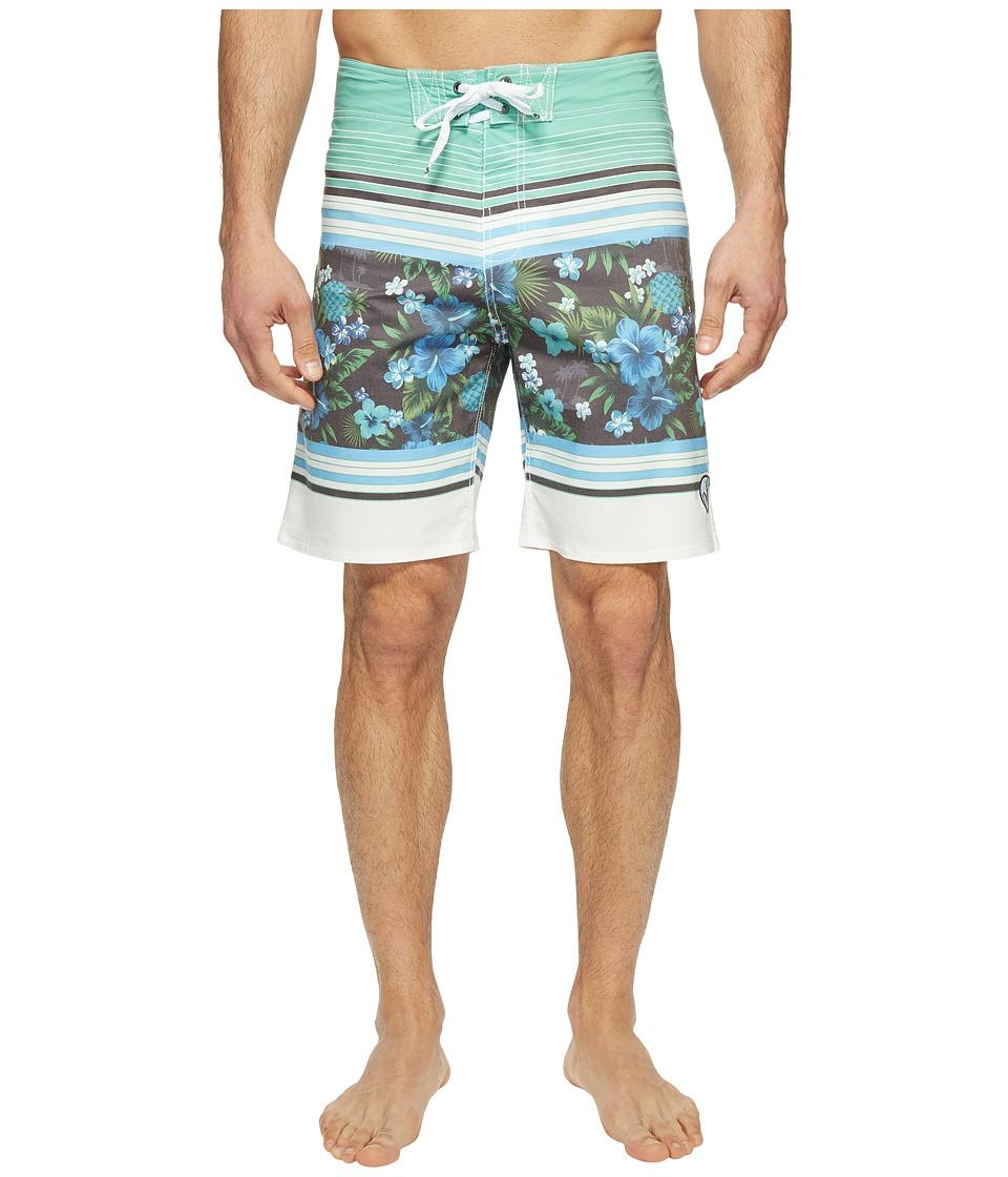 Body Glove - Honolulu Boardshort (Ceramic) Men's Swimwear