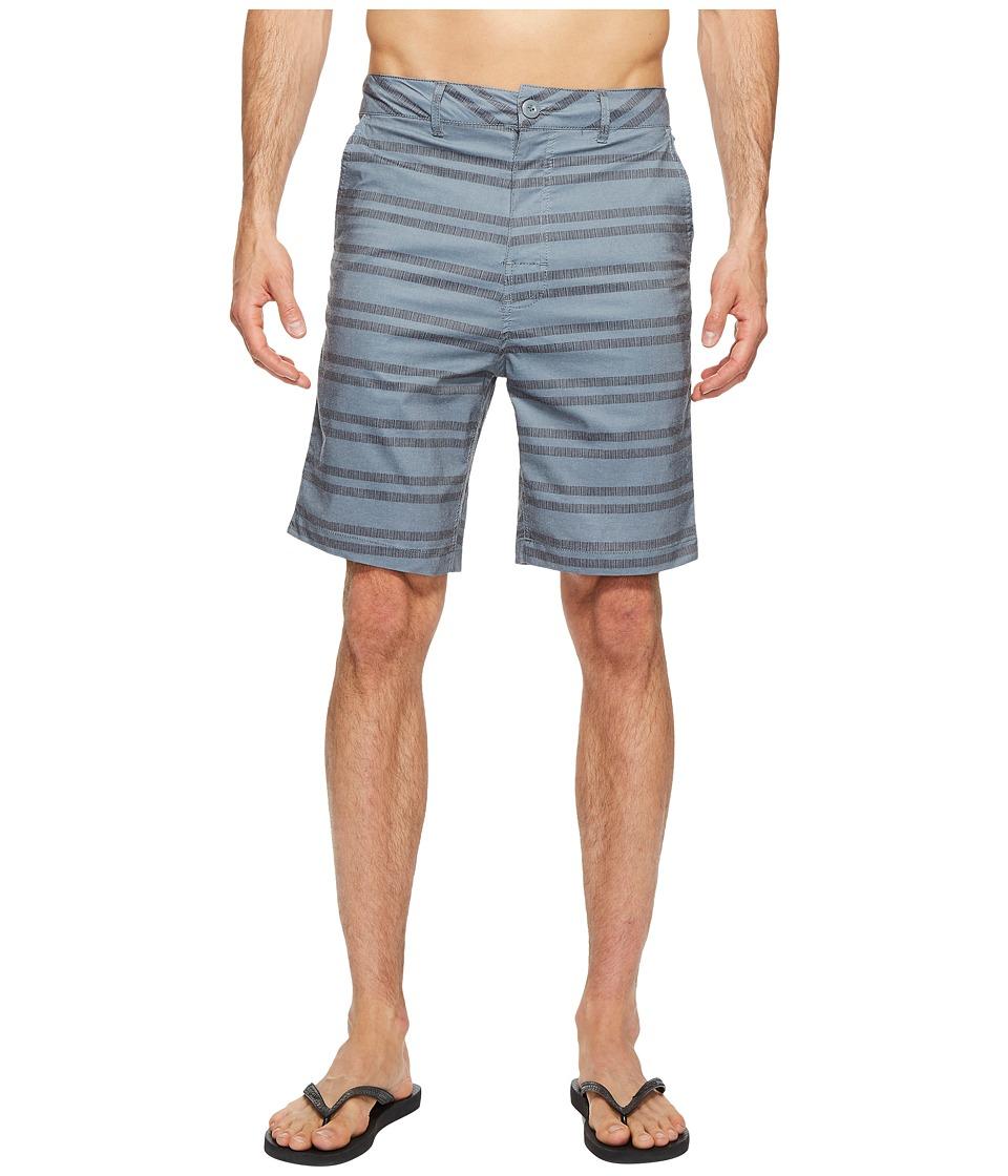 Body Glove Amphibious Cordy Shorts (Charcoal) Men