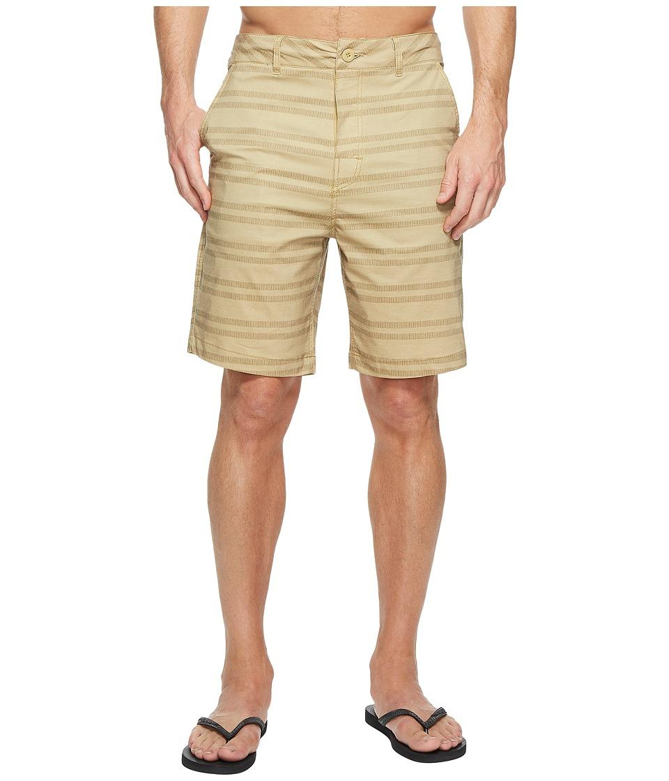 Body Glove Amphibious Cordy Shorts (Sand) Men