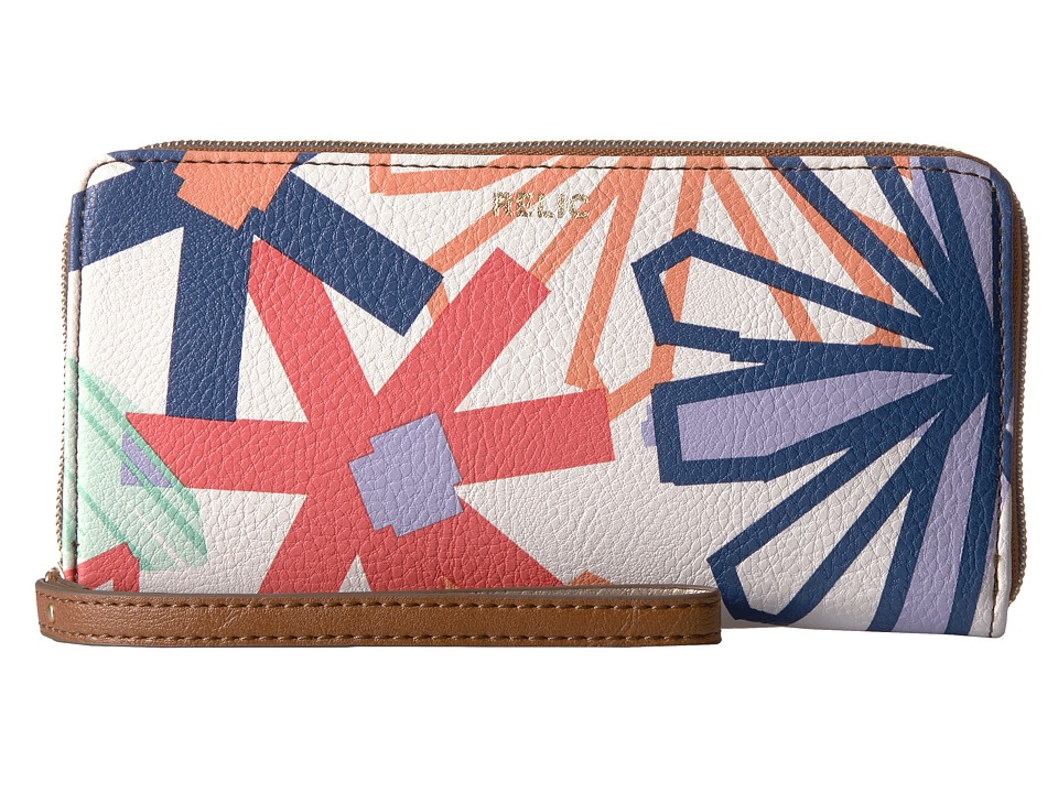 Relic - Emma Checkbook (Floral) Checkbook Wallet