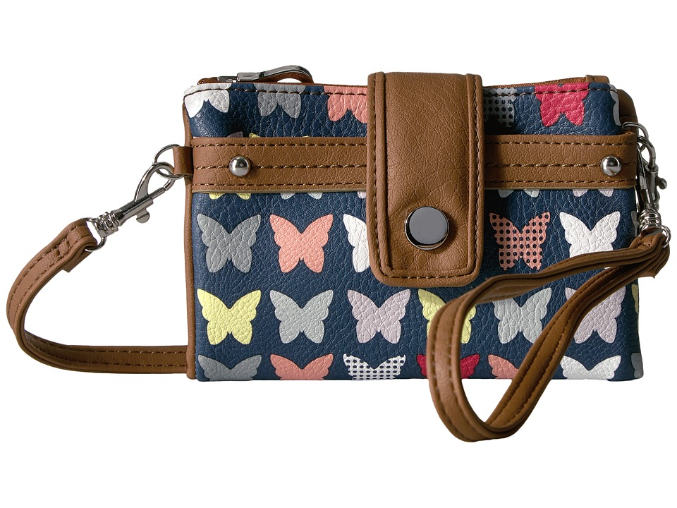 Relic - Vicky Multifunction (Butterfly Multi) Clutch Handbags