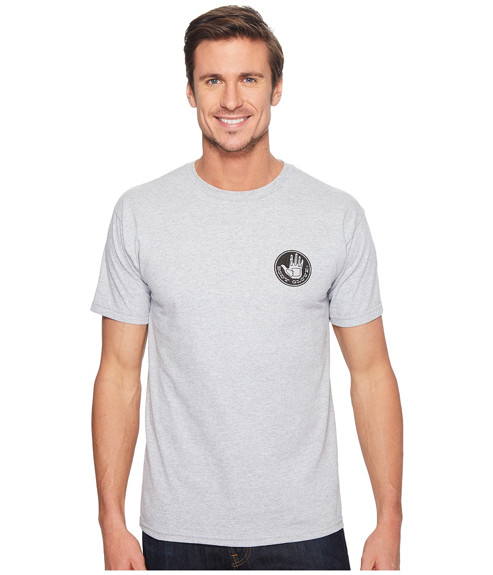 Body Glove - Lennox Tee (Heather Grey) Men's T Shirt