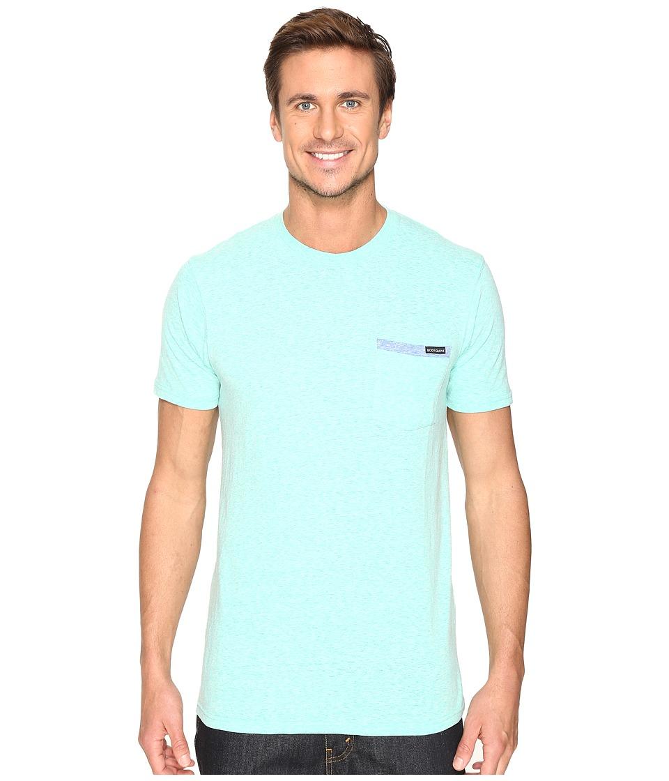 Body Glove - Twin Fin T-Shirt (Ceramic Snow Heather) Men's T Shirt