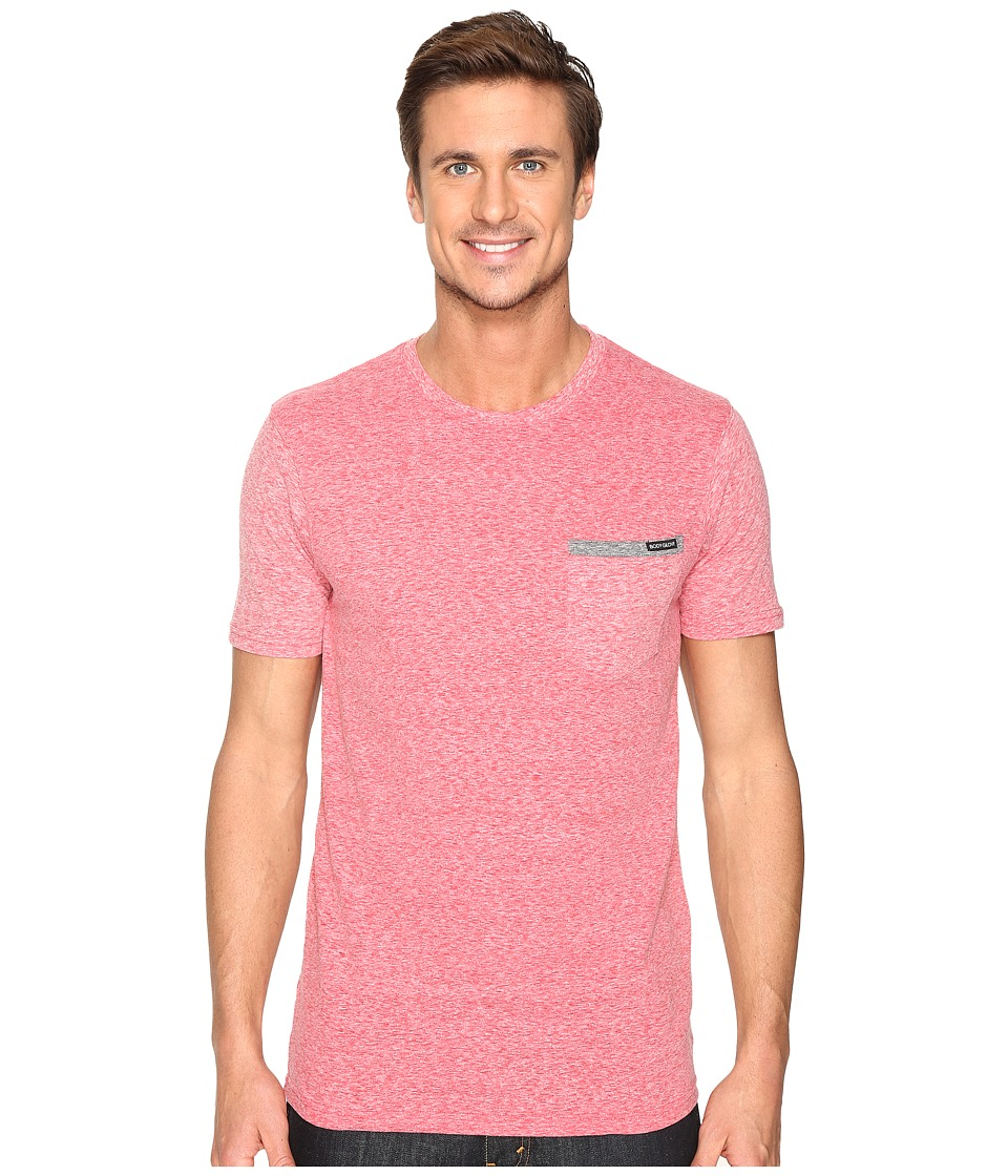 Body Glove - Twin Fin T-Shirt (Red Snow Heather) Men's T Shirt