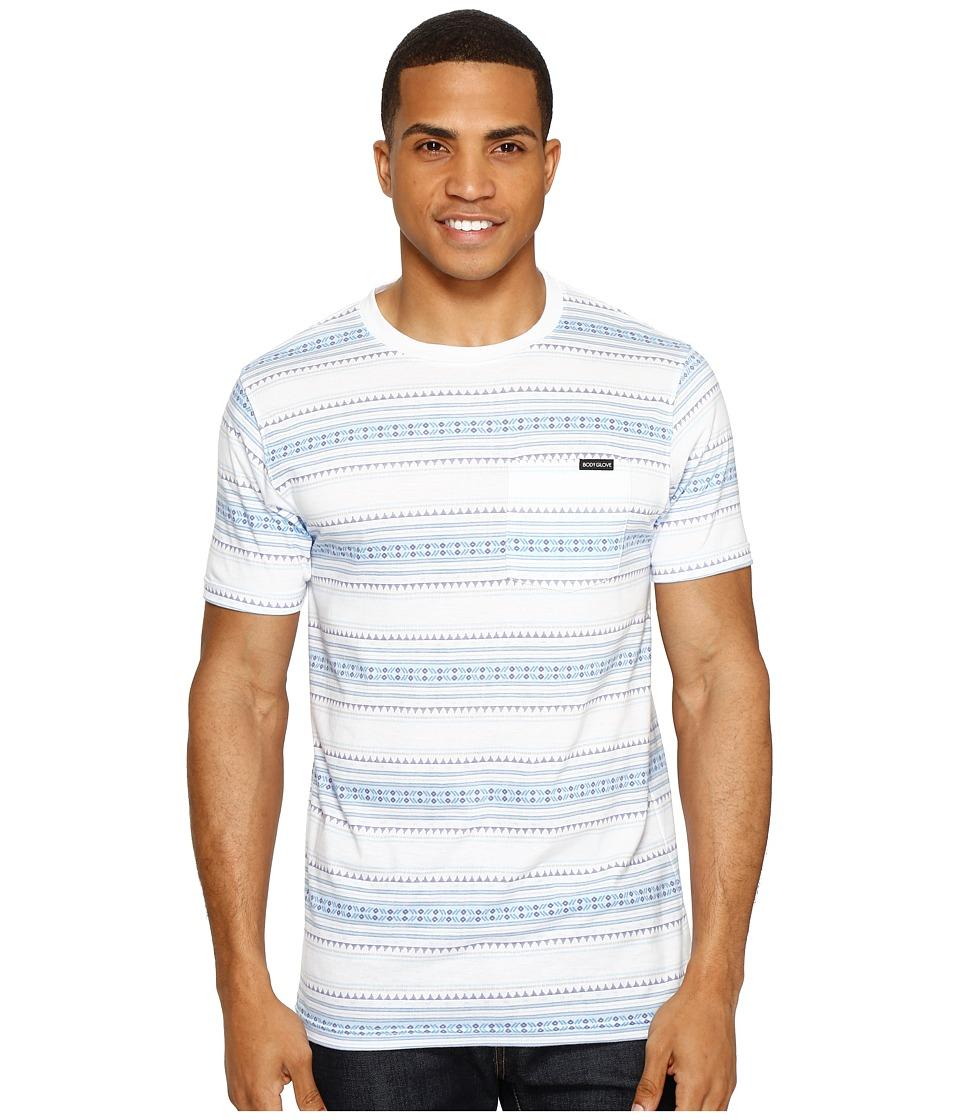 Body Glove - Zepplin T-Shirt (White) Men's T Shirt