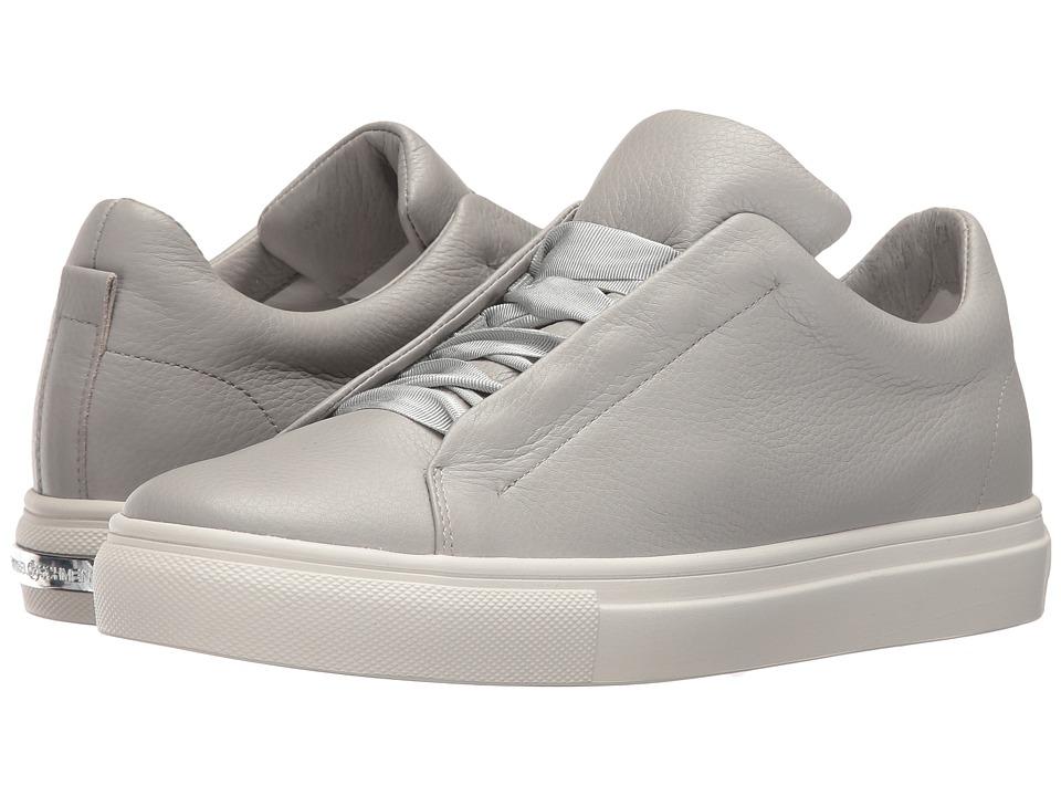 Kennel & Schmenger - Hidden Ribbon Sneaker (Grey) Women's Lace up casual Shoes