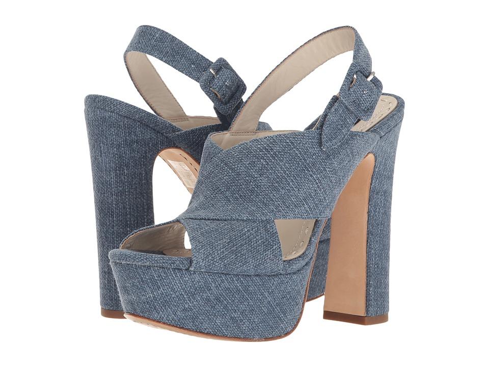 Alice + Olivia - Larissa (Blue Denim) Women's Shoes