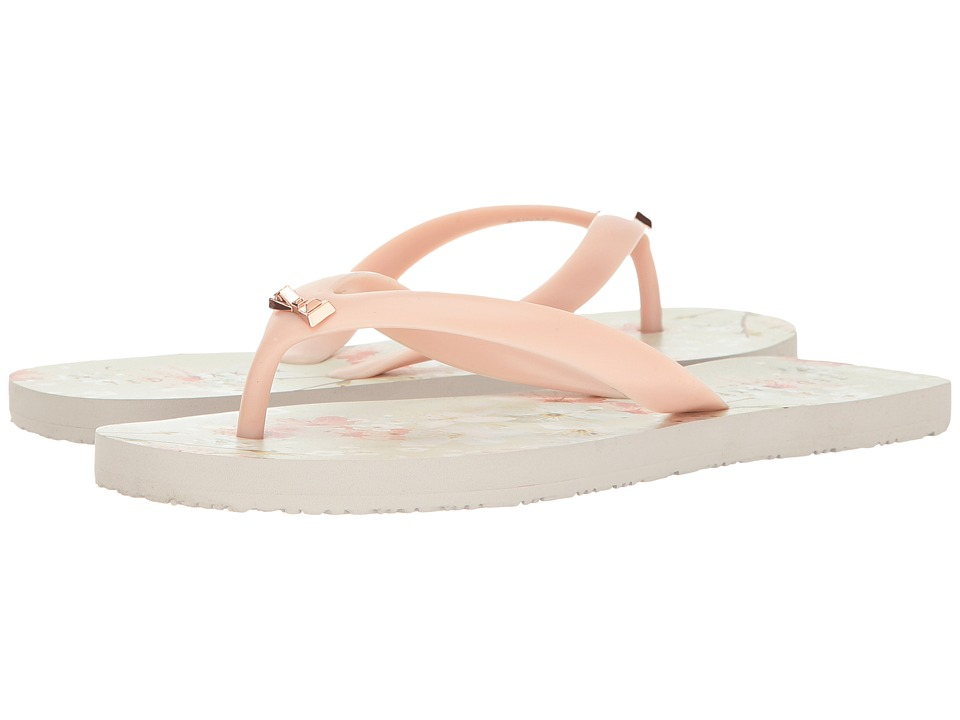 Ted Baker - Aalo (Oriental Blossom Synthetic) Women's Shoes