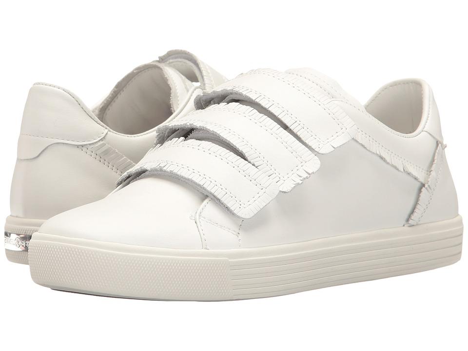 Kennel & Schmenger - Three-Loop Sneaker (White) Women's Shoes