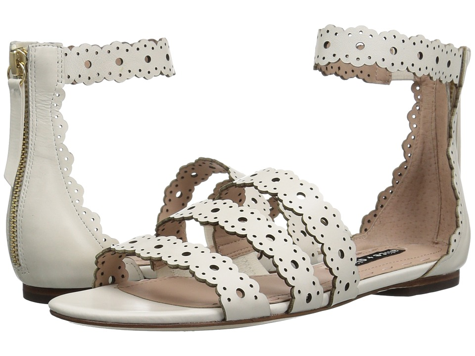 Alice + Olivia - Penny (Bone Calf) Women's Shoes