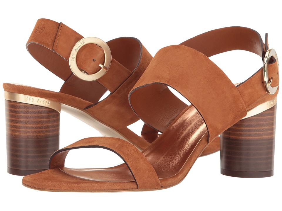 Ted Baker - Azmara (Tan Suede) Women's Shoes
