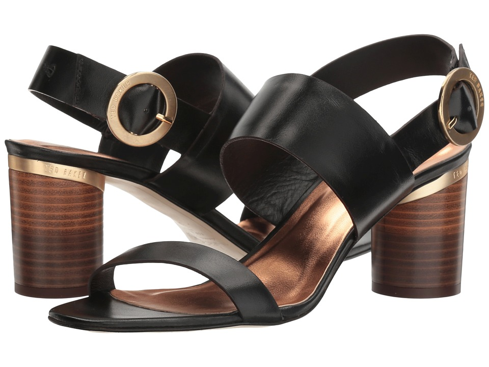 Ted Baker - Azmara (Black Leather) Women's Shoes