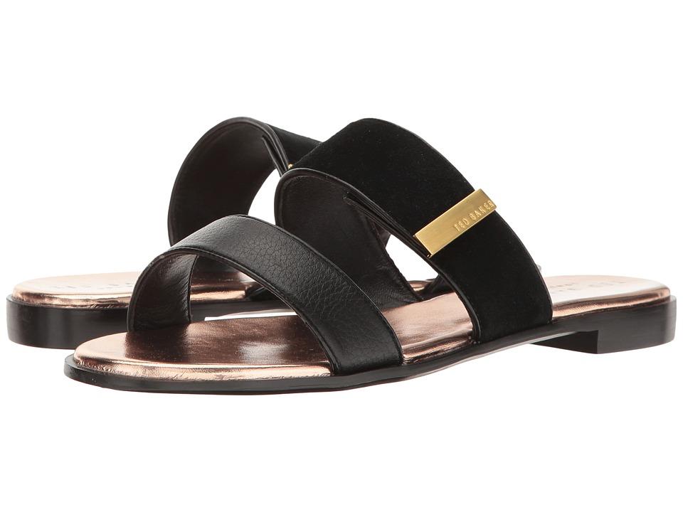 Ted Baker - Ijoe (Black Suede) Women's Shoes