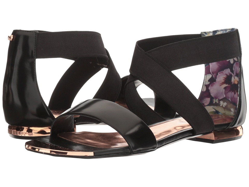 Ted Baker - Laana (Black Leather) Women's Shoes