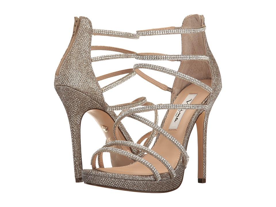 Nina - Finessa (Latte Dreamland) High Heels