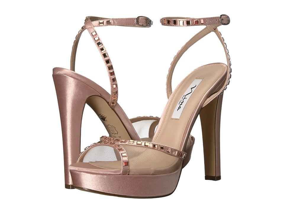 Nina - Myrna (Blush/Champagne) High Heels
