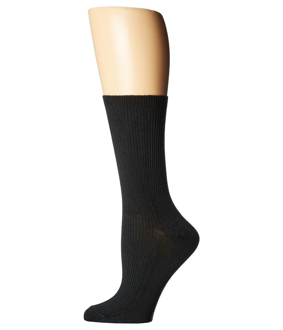 Richer Poorer - Nightingale (Black 1) Women's Crew Cut Socks Shoes