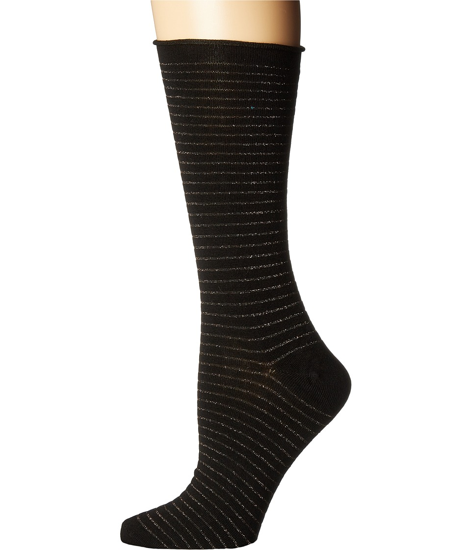 Richer Poorer - Hari (Black) Women's Crew Cut Socks Shoes