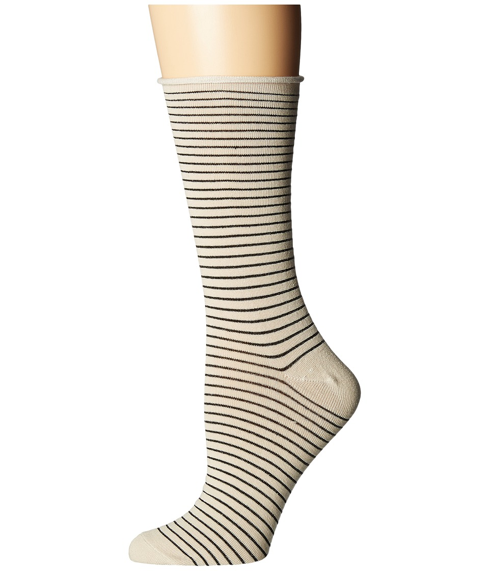 Richer Poorer - Hari (Cream) Women's Crew Cut Socks Shoes