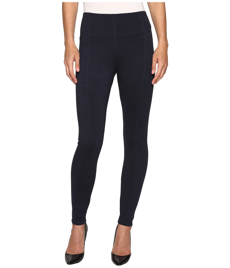 Lysse - Taylor Seamed Leggings (Midnight Heather) Women's Casual Pants