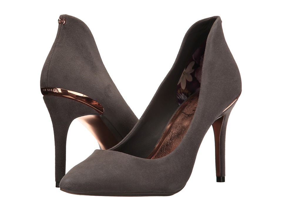 Ted Baker - Saviy (Dark Grey Suede) Women's Shoes