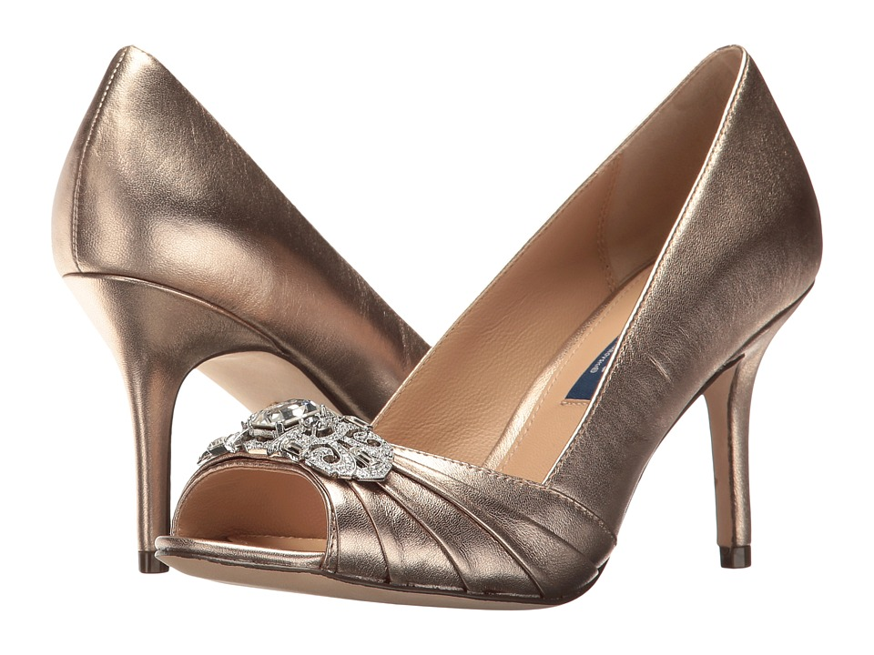 Nina - Verity (Blush Metal Foil) High Heels
