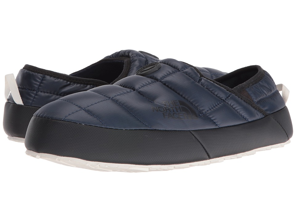 The North Face - ThermoBall Traction Mule II (Midnight) Men's Slippers