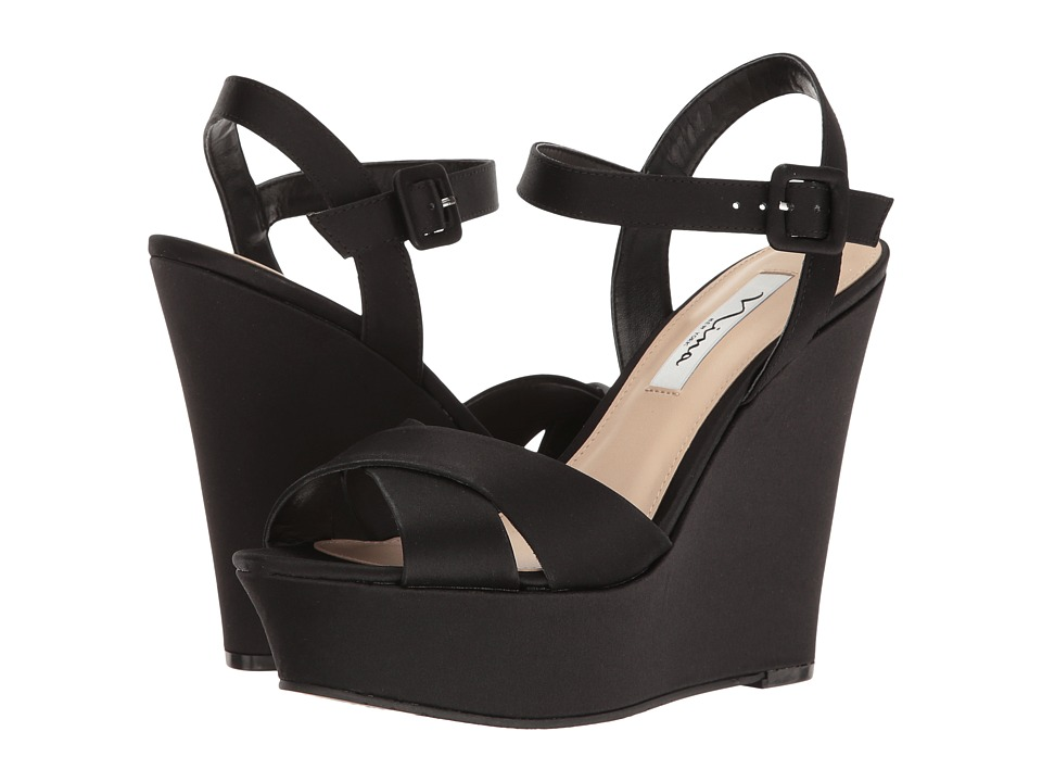 Nina Jinjer (Black Luster Satin) Women