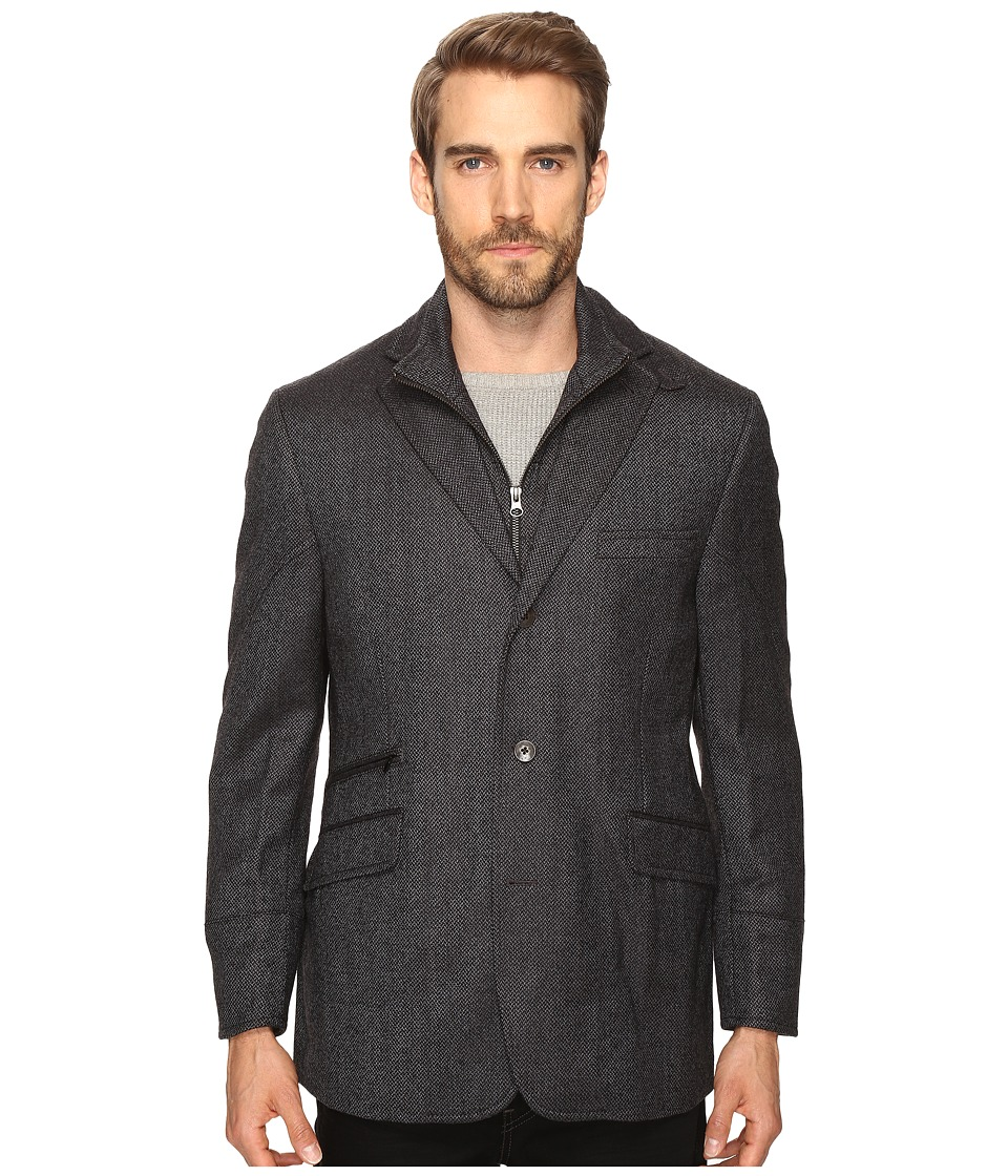 Kroon - Ritchie Hybrid Coat (Grey) Men's Coat