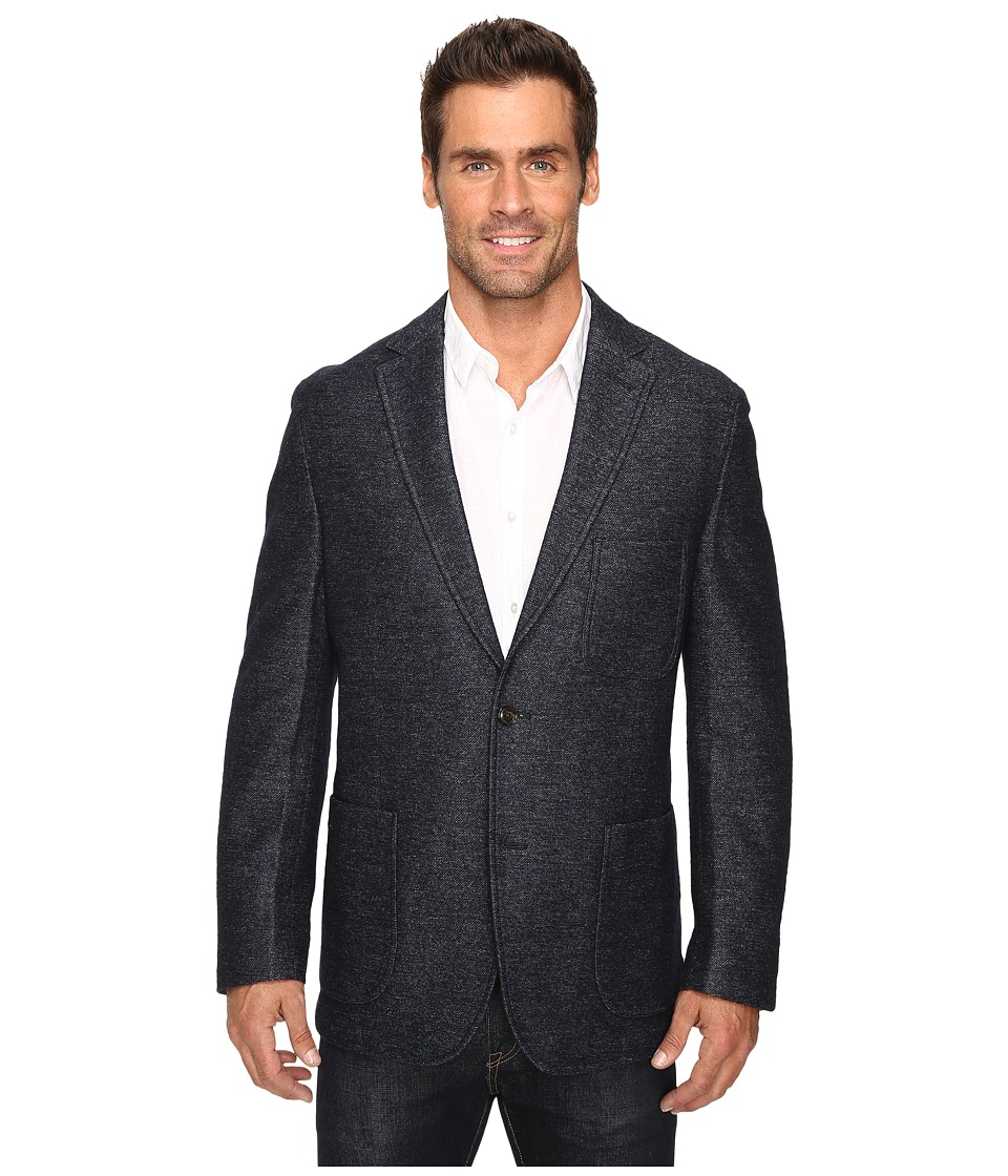 Kroon - Flatts Two-Button Blazer (Navy) Men's Jacket
