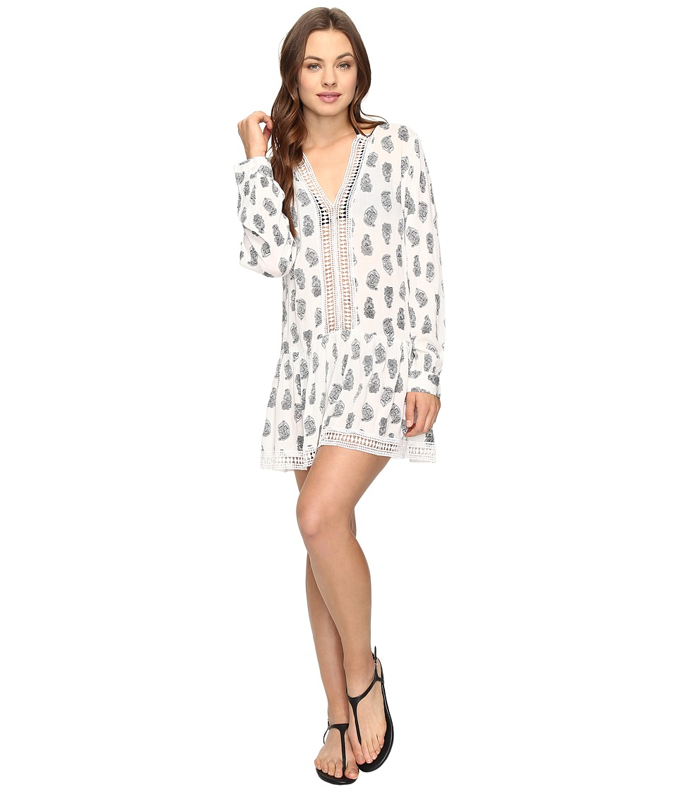 Athena Willow Tunic Cover-Up (Multi) Women