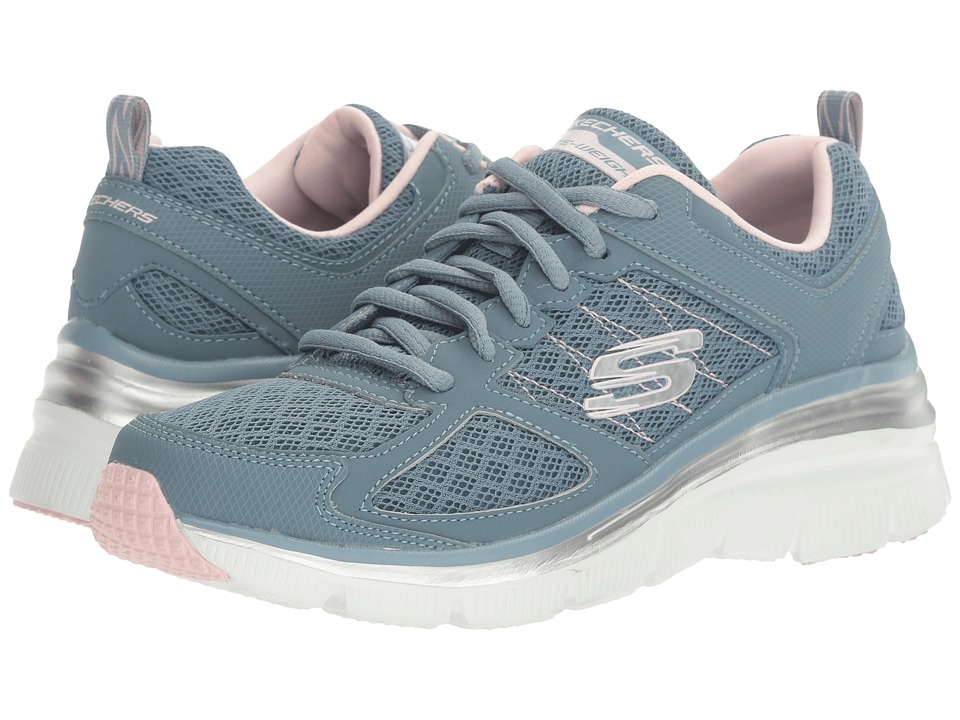 SKECHERS - Fashion Fit - Not Afraid (Slate) Women's Shoes