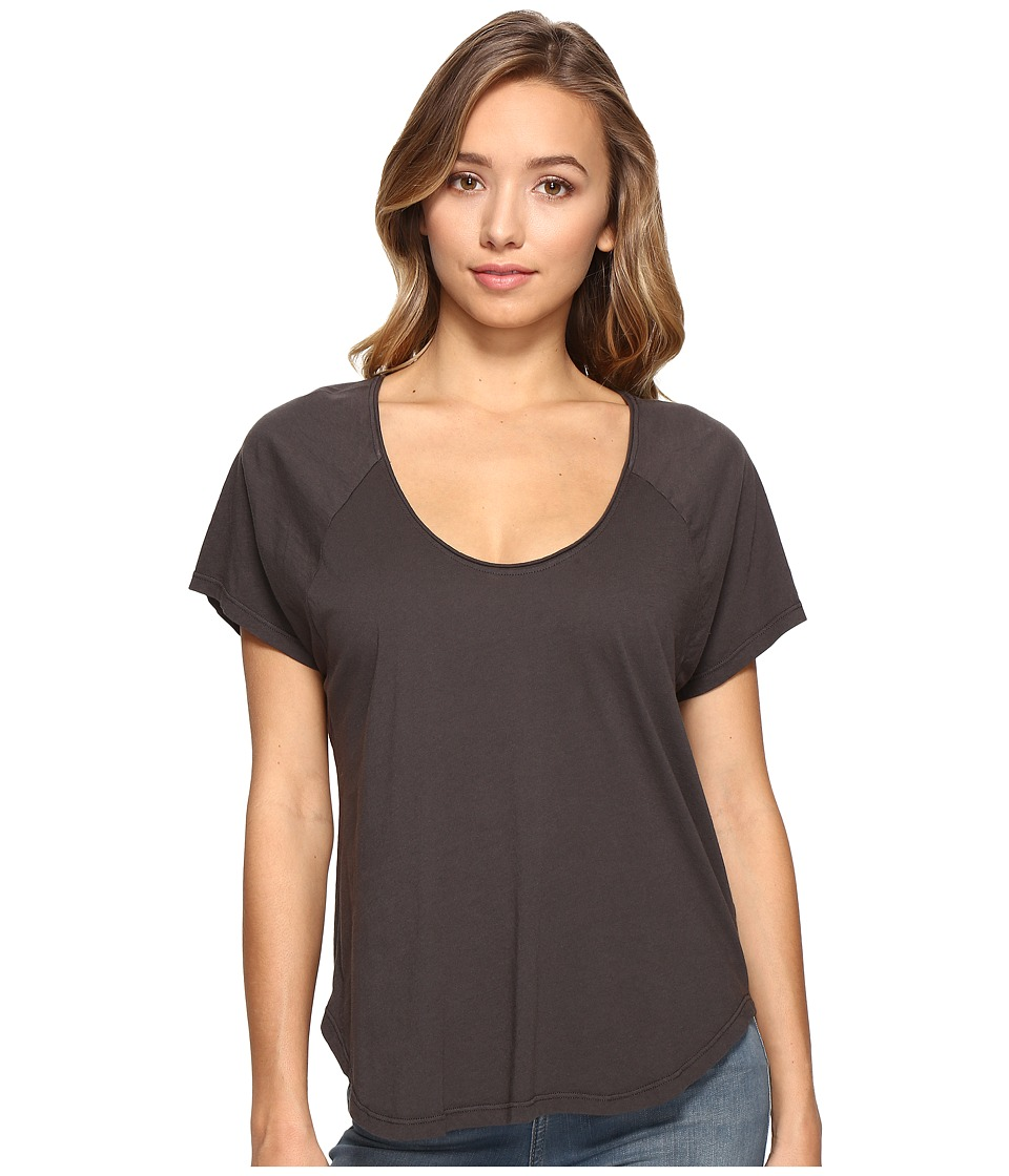 LAmade - Cameron Top (Raven) Women's Clothing