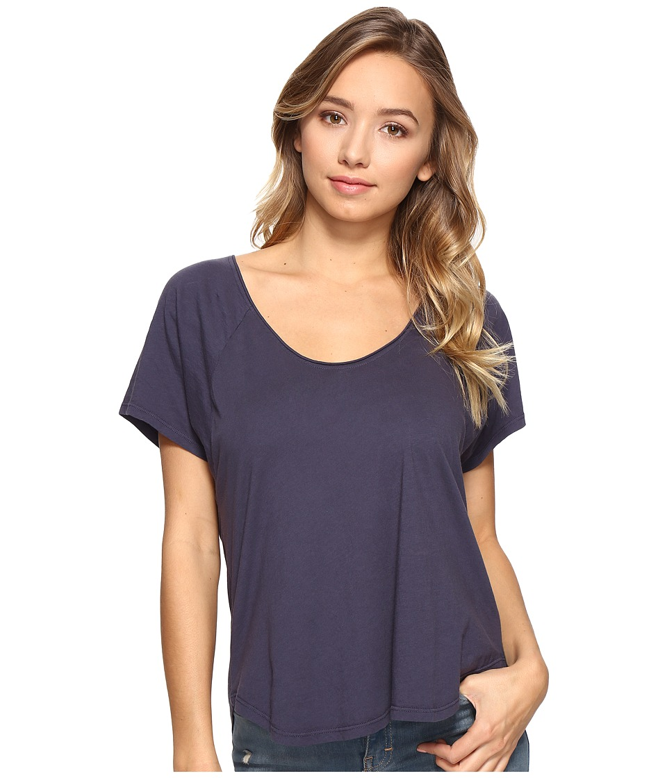 LAmade - Cameron Top (Denim) Women's Clothing