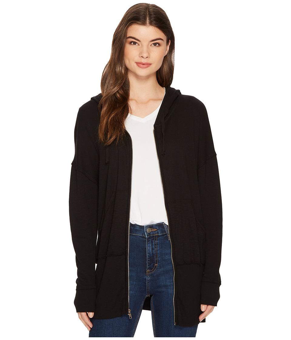 LAmade - Jonah Hoodie (Black) Women's Sweatshirt
