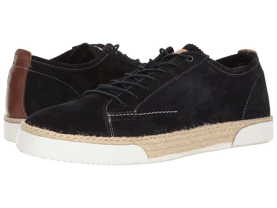 Bacco Bucci Felice (Navy) Men's Lace up casual Shoes