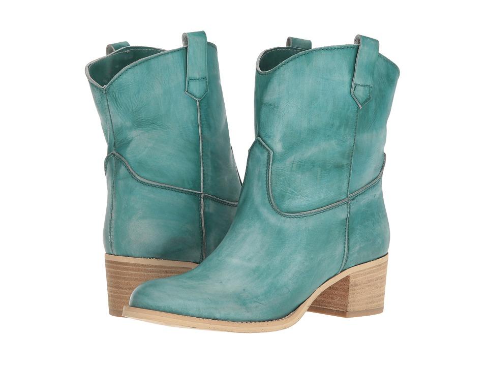 Massimo Matteo Low Cowboy Boot (Clover) Women