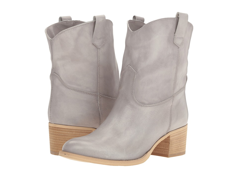 Massimo Matteo - Low Cowboy Boot (Grigio) Women's Boots