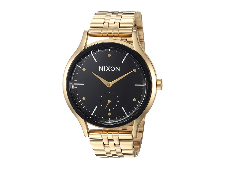 Nixon - The Sala x The Phantom Collection (Gold/Black/White) Watches