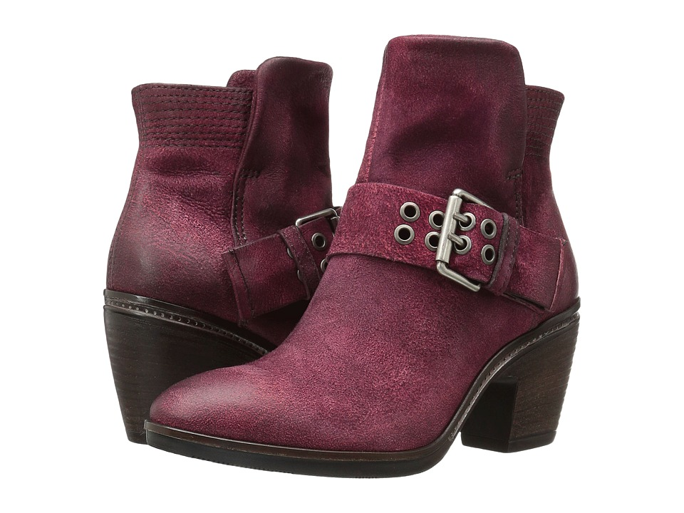 Miz Mooz - Bubbles (Wine) Women's Boots