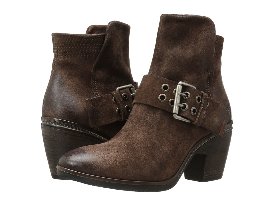 Miz Mooz - Bubbles (Chocolate) Women's Boots