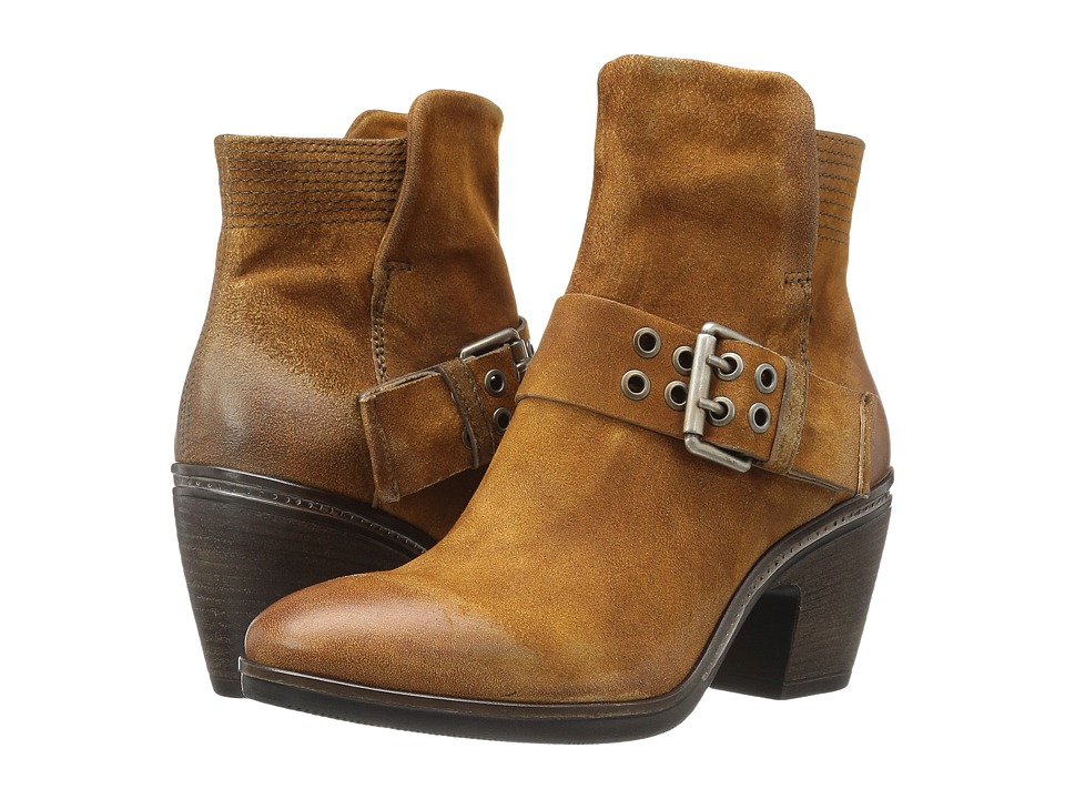 Miz Mooz - Bubbles (Tan) Women's Boots