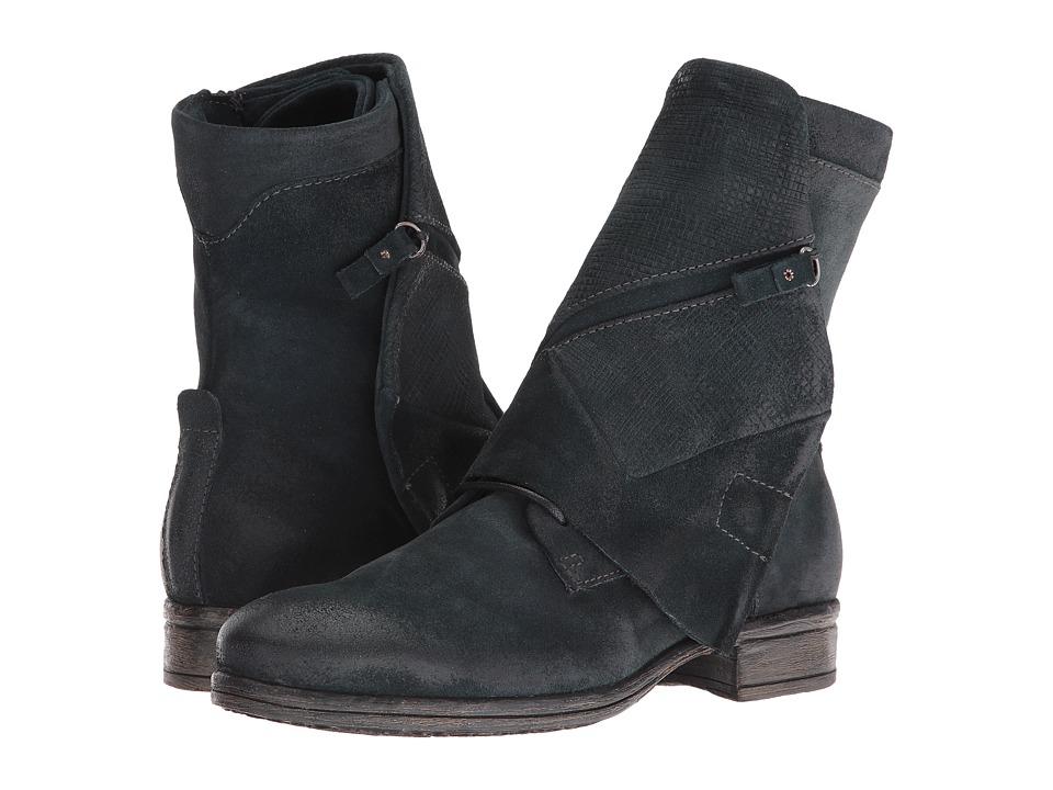 Miz Mooz - Yves (Blue) Women's Boots